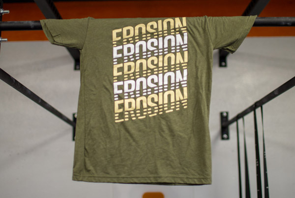 Crossfit Erosion Apparel