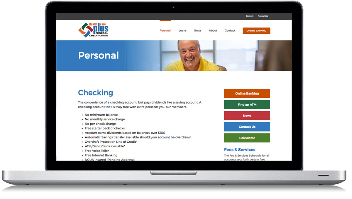 hcpfcu personal banking