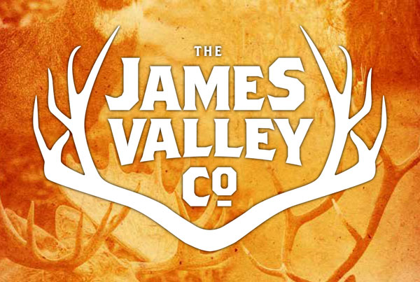 The James Valley Company Logo, Collateral and Catalog