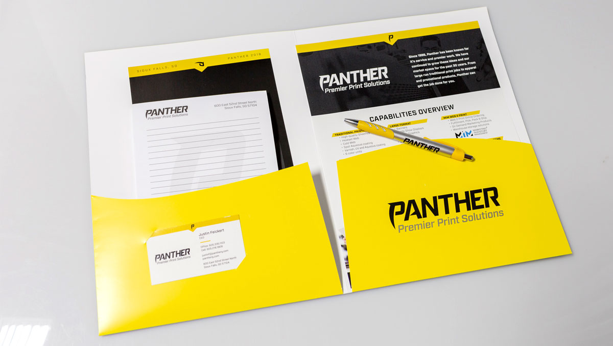 panther print collateral 2