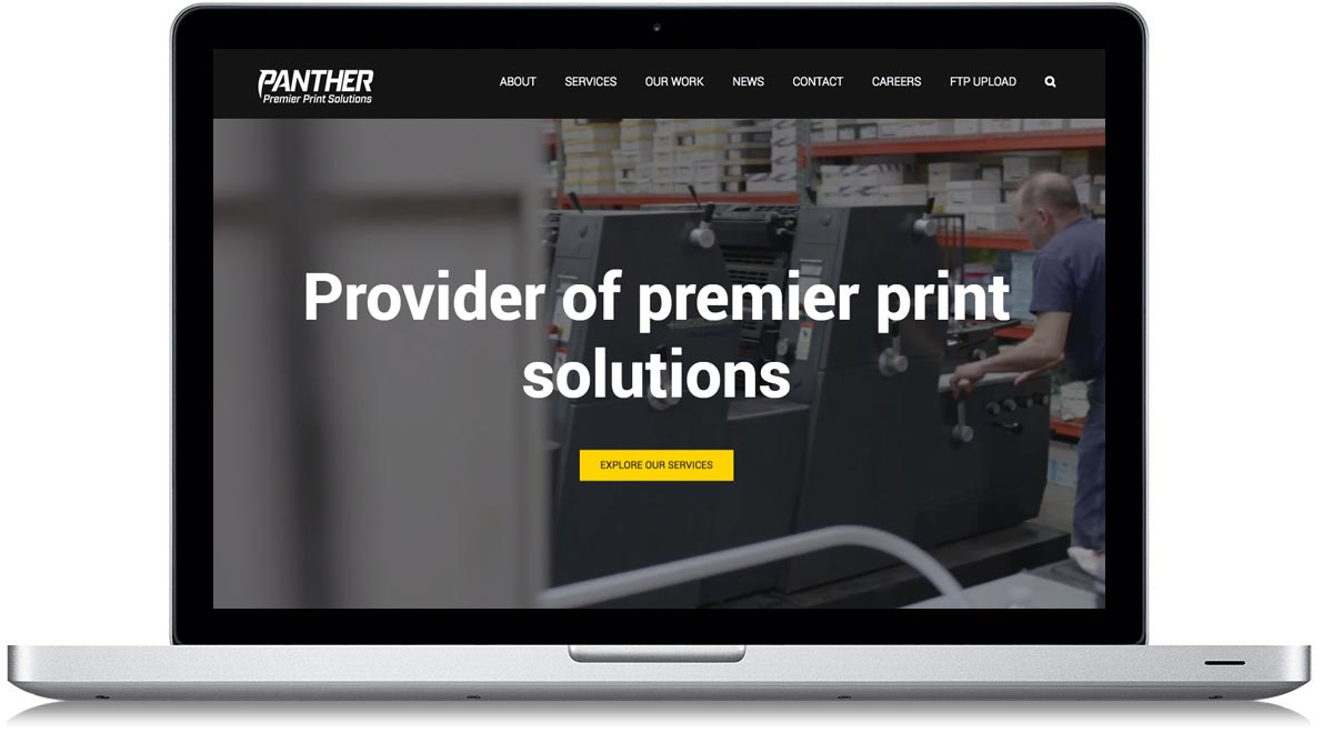 panther homepage