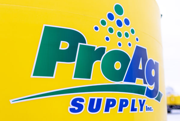 Pro Ag Supply Website