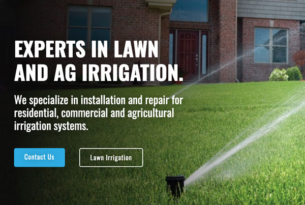 Inman Irrigation Website